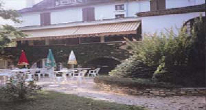hôtel restaurant la charmille