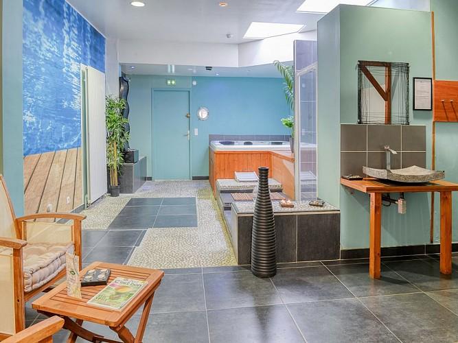 Bergerac - Hôtel Spa restaurant du Commerce