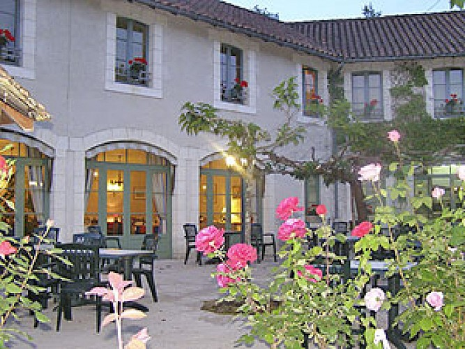 Brantôme - Hostellerie Périgord Vert