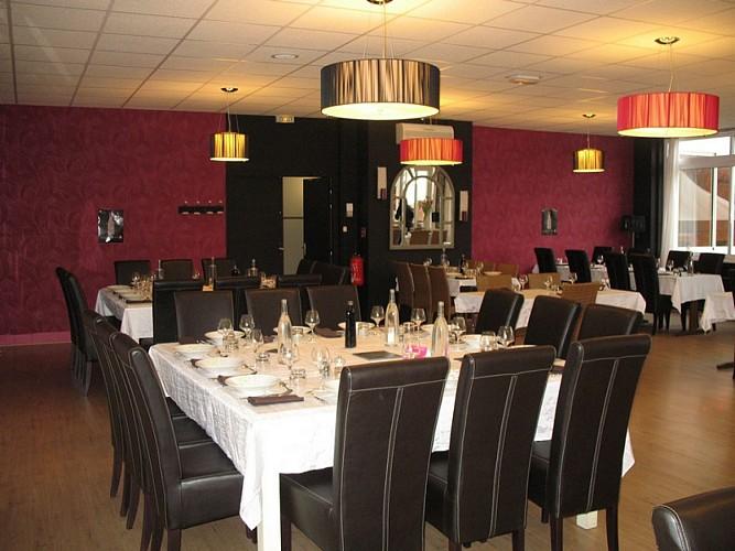 Périgueux Résidence Hôtelière restaurant