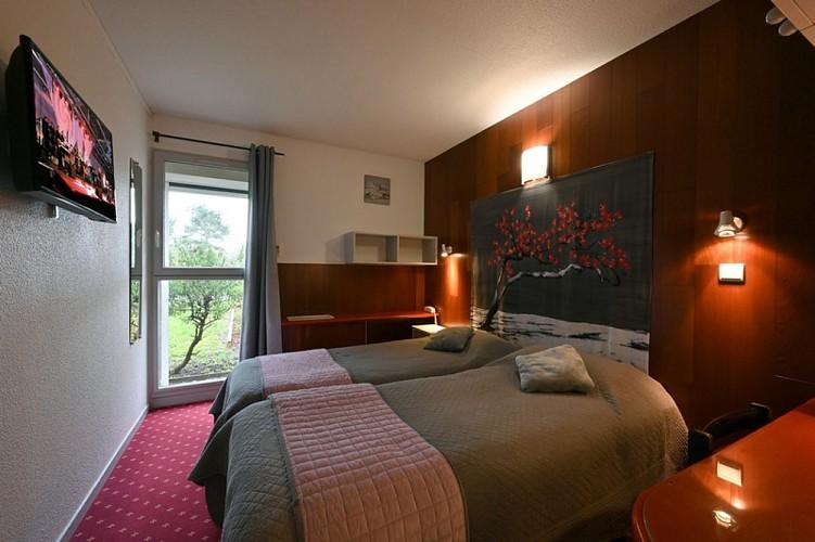 Hôtel Horus - LANGON - Sud-Gironde