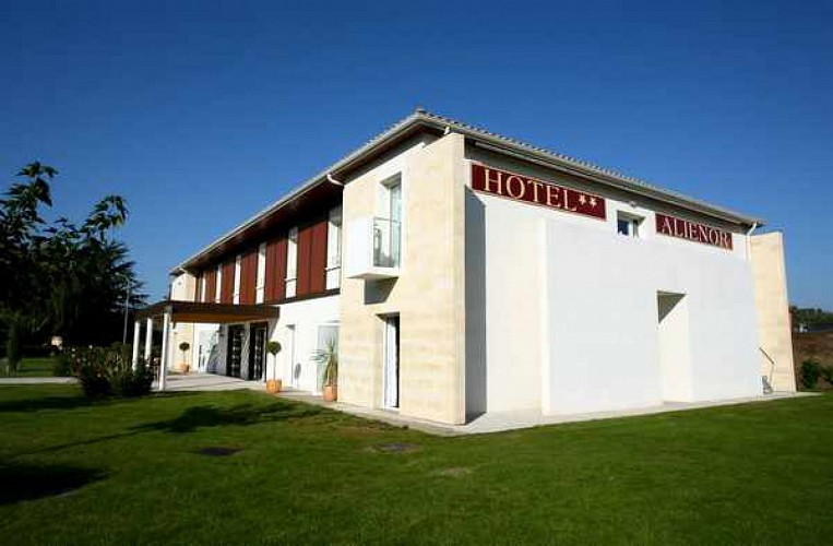 Hôtel Alienor - LANGON - Sud-Gironde