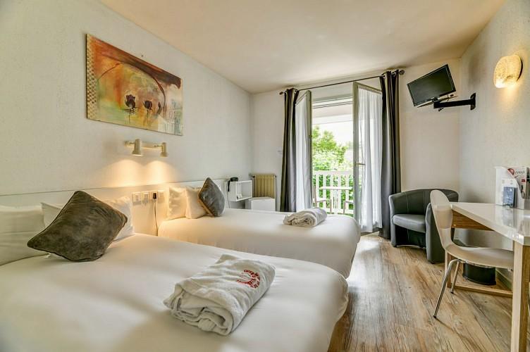 Thermes Saubusse hôtel - WEB