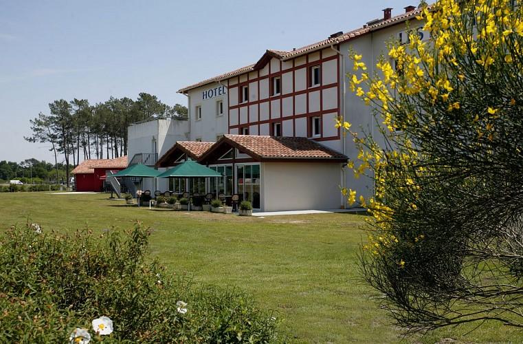 CASTETS_Hôtel Les Bruyères_Ext