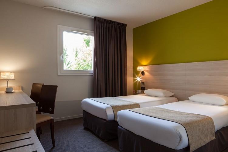CASTETS_Hôtel Les Bruyères_Chambre confort