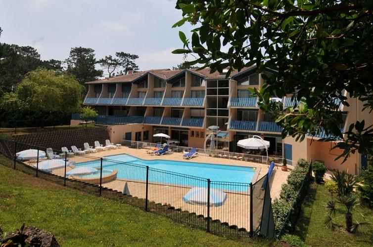 Lacotel piscine 2014 HOSSEGOR