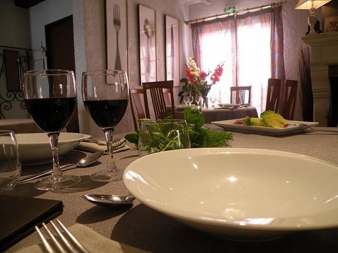 Hôtel-restaurant L'Auberge QC