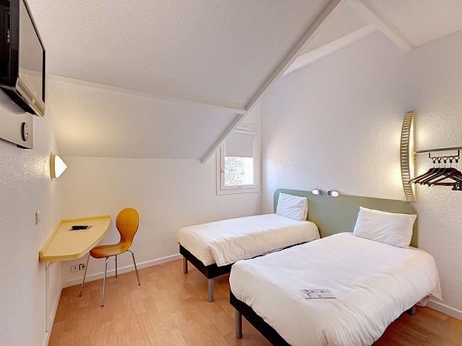 Chambre 1 Hôtel Ibis Budget Destination Agen