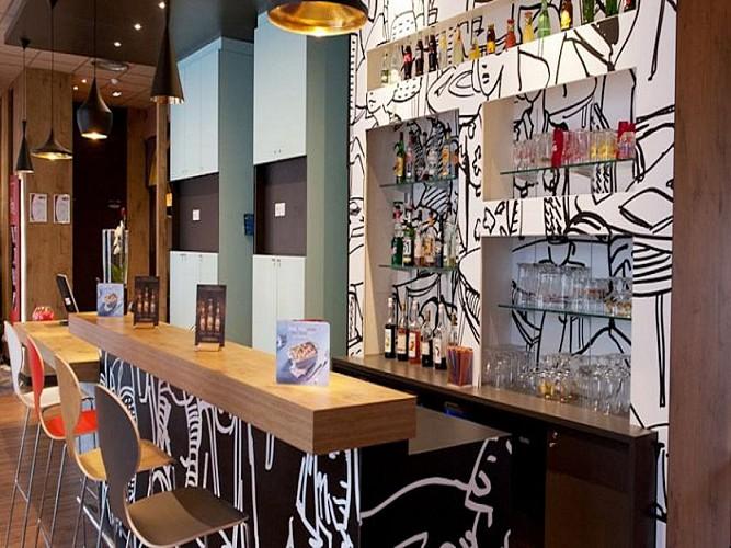 Bar Hôtel Ibis Destination Agen