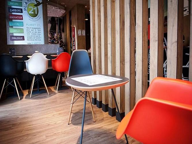 Lounge Hôtel Ibis Destination Agen