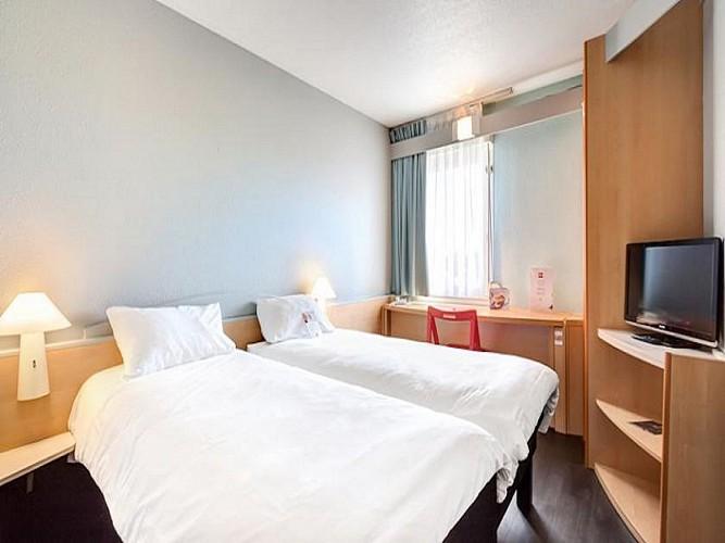 Chambre 2 Hôtel Ibis Destination Agen
