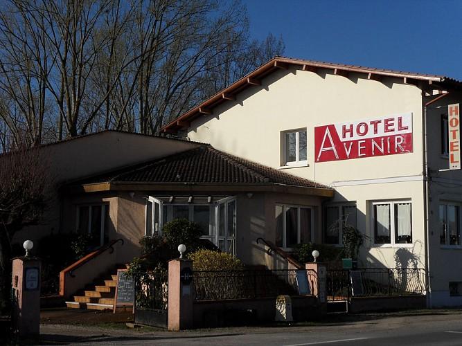 Hôtel Avenir