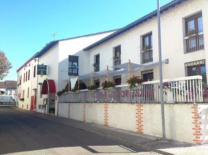 Casteljaloux-Les Cordeliers-façade