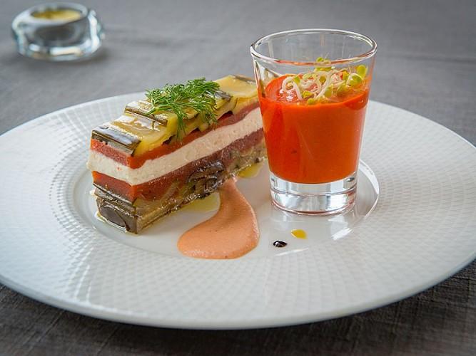 Brax-Colombier du Touron-Restaurant
