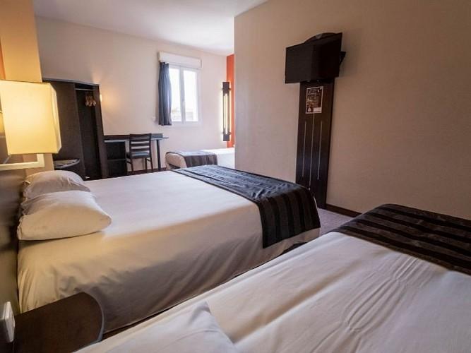 chambre familliale - akena -castelculier - destination - agen - tourisme