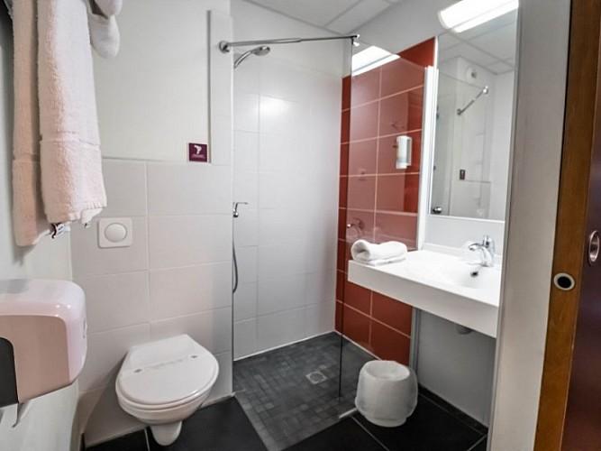 chambre triple - akena -castelculier - destination - agen - tourisme