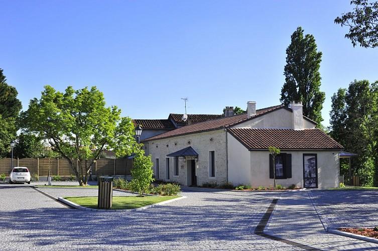 Villeneuve-sur-Lot - Le Moulin de Madame - vue principale