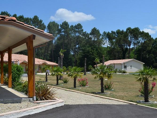 Jardin-hotel-lac