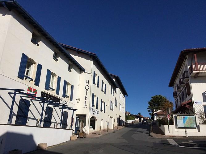 Hôtel Olatua - Bidart Côte Basque (1)