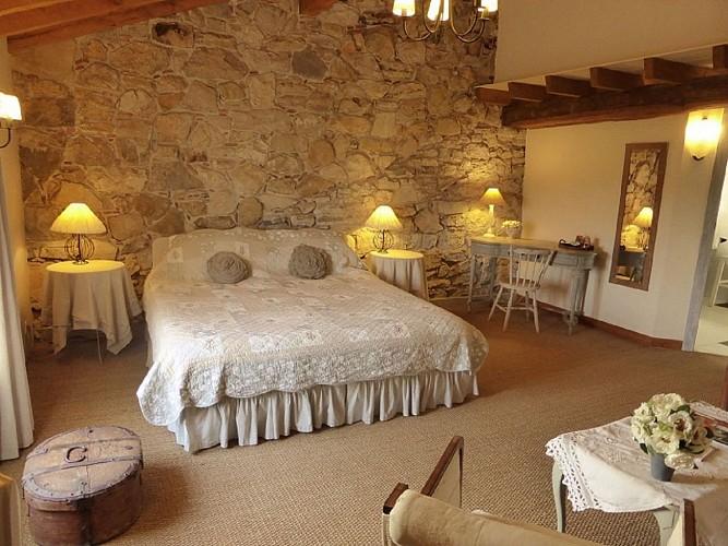 Hôtel Ferme de Bassilour - Bidart Côte Basque (1)