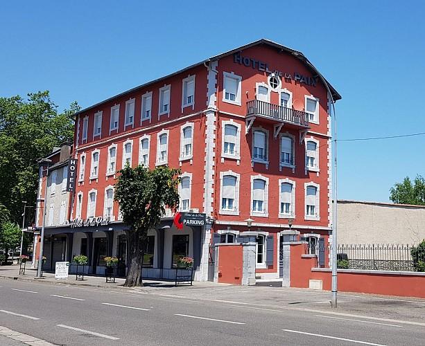 Hotel-de-la-Paix-OLORON-SAINTE-MARIE-Chambre-4-MIRAMON-PIERRE-DI
