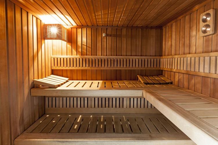 Alysson hôtel - Sauna (Alysson hôtel)