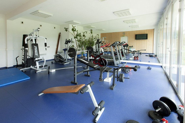 Alysson hôtel - Salle de sport (Alysson hôtel)