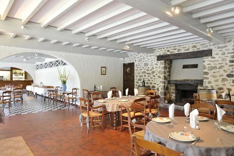 Au bon coin - restaurant (Arnaud OLHARAN)
