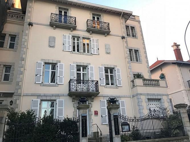 Hôtel Maitagaria façade