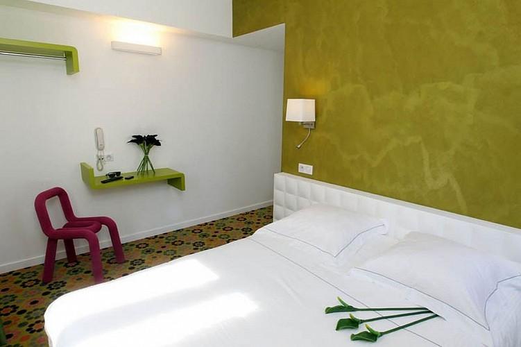 Gamaritz chambre 1