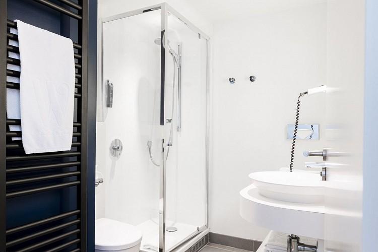 Chambres - Familiale - Salle de bain - SDB