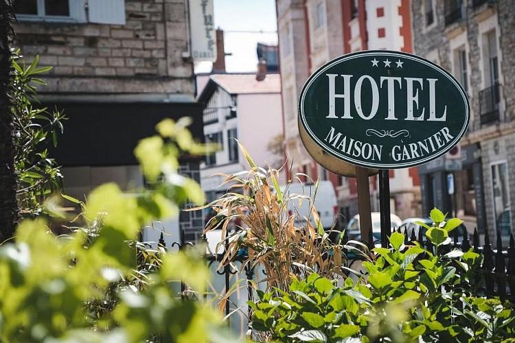Garnier chambre de luxe