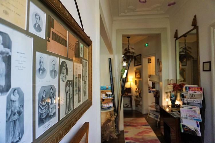 Garnier chambre de luxe 2