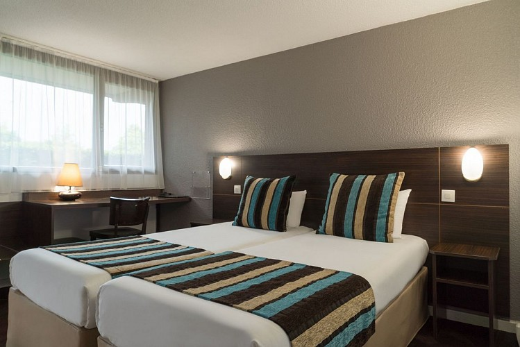 Amarys Chambre Twin Superieure