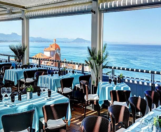 Radisson Blu BiarritzTransat Cafe