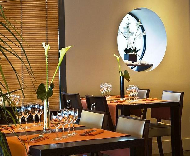 Radisson Blu Biarritz Onyx restaurant