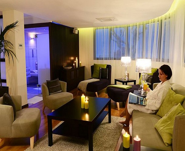 Radisson Blu Hotel Biarritz 2Spa
