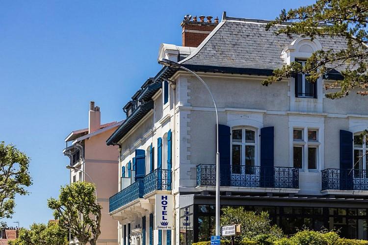 Hôtel Edouard VII Biarritz 8