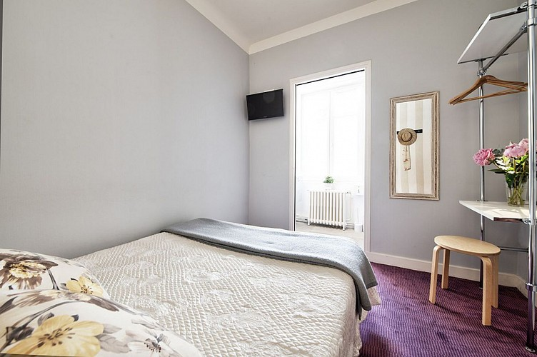 Saphir Biarritz chambre1