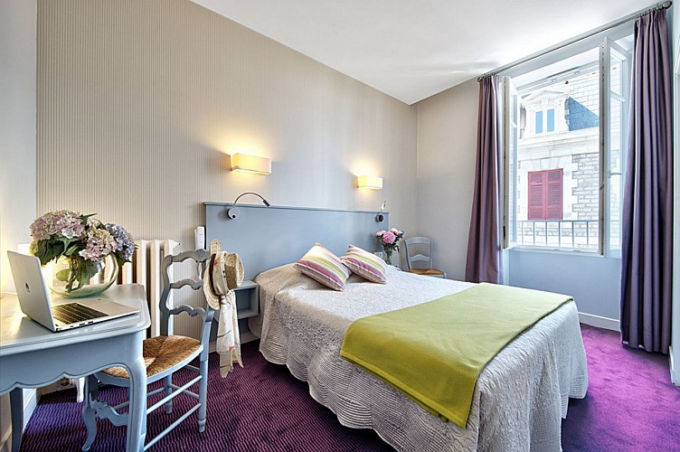 Saphir Biarritz chambre3