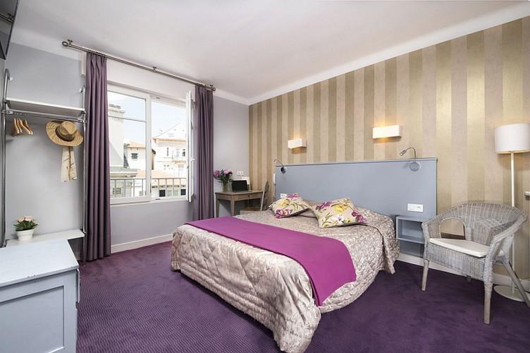 Saphir Biarritz chambre4