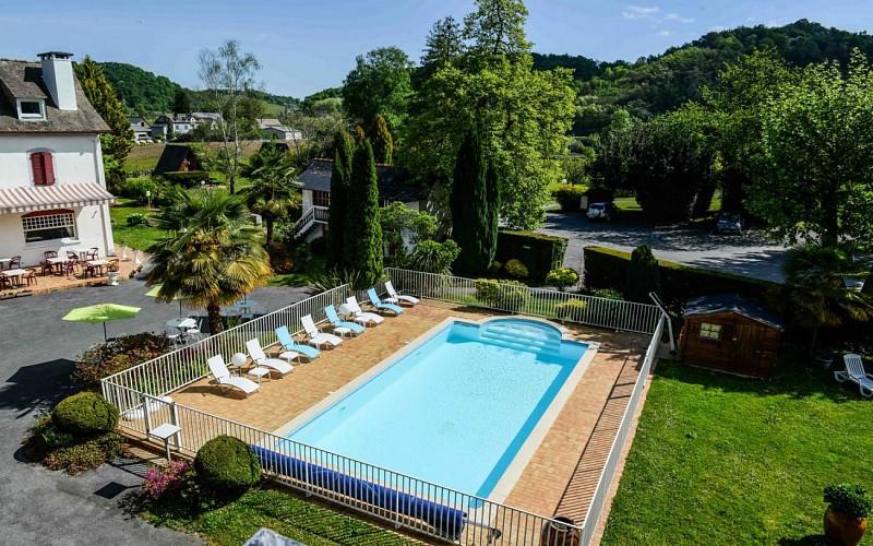 piscine@ le vieux logis