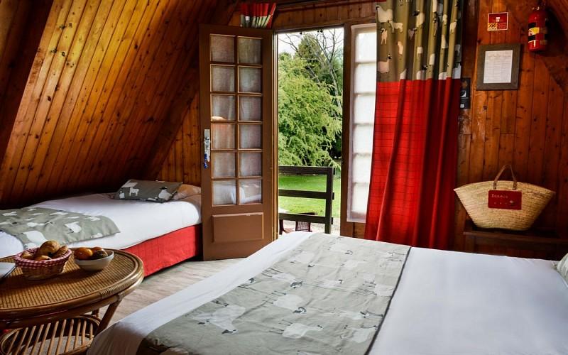 chambre 4@ le vieux logis