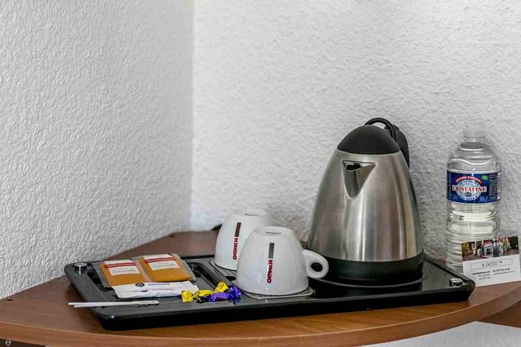Hôtel A l'hôtel - Pau - Plateau thé café
