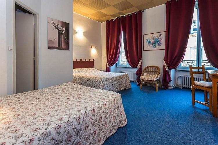 Hôtel Adour - Pau - Chambre twin 2020