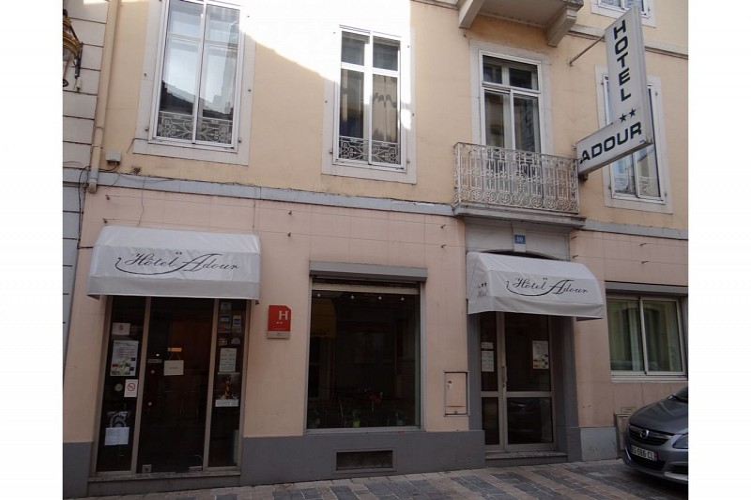 Hôtel Adour - Pau - Chambre grand confort 2020
