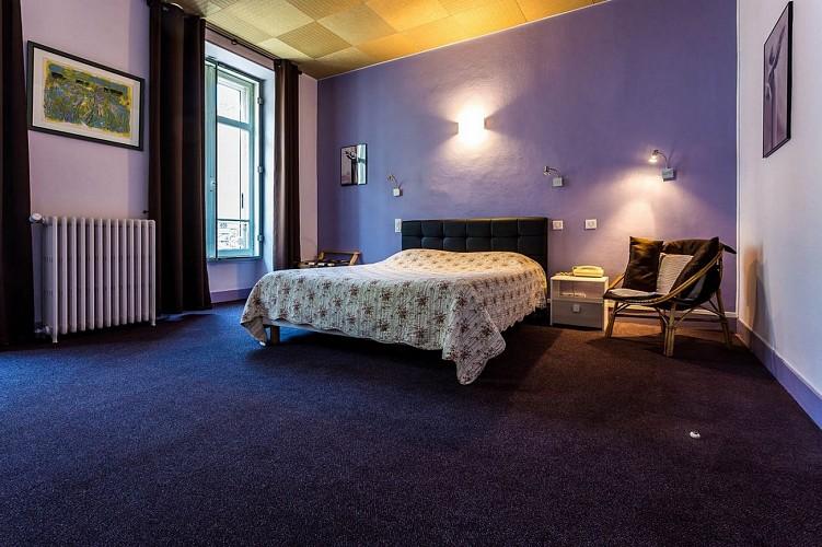 Hôtel Adour - Pau - façade 2020