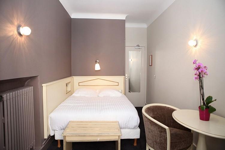 Hôtel Roncevaux - Pau - Chambre