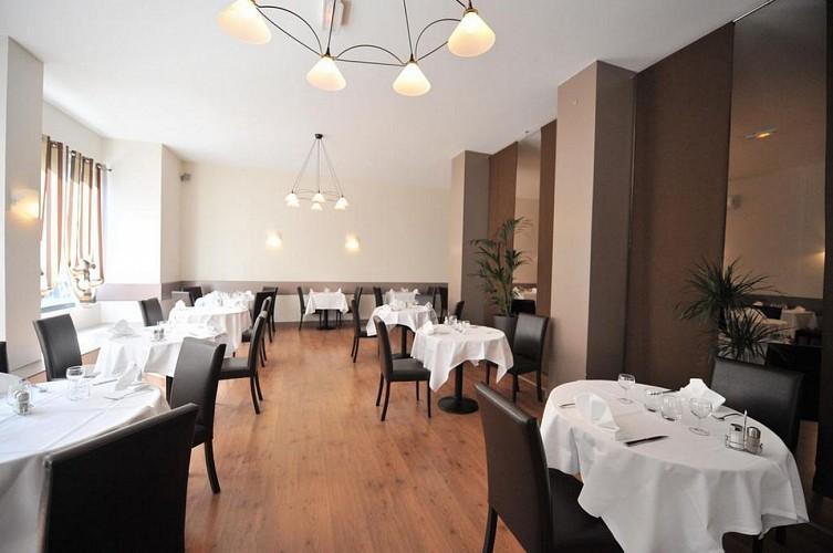 Best Western Continental - Pau - Restaurant