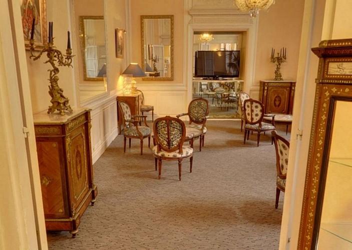 Best Western Continental - Pau - Entrée chambre